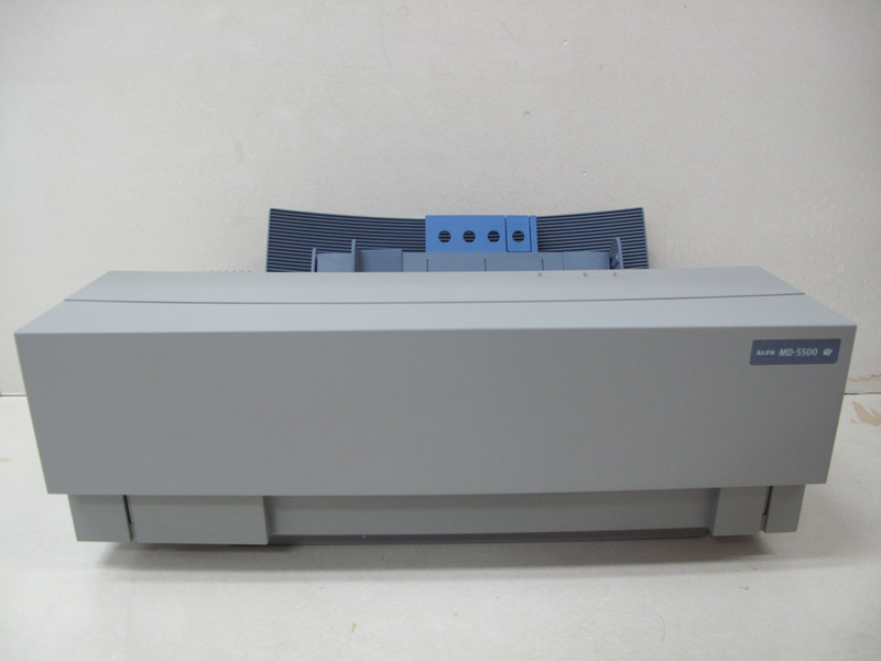 Low Band Count Refurbished ALPS MD-5500 Thermal Printer ...